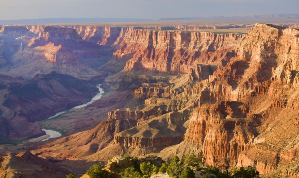 US Travel - the famous grand canyon