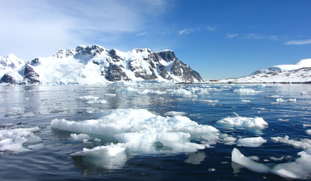 polar regions in artarctica